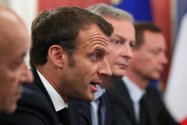 Σύνοδος G20: Περαιτέρω μέτρα για την κλιματική αλλαγή ζητά ο Μακρόν