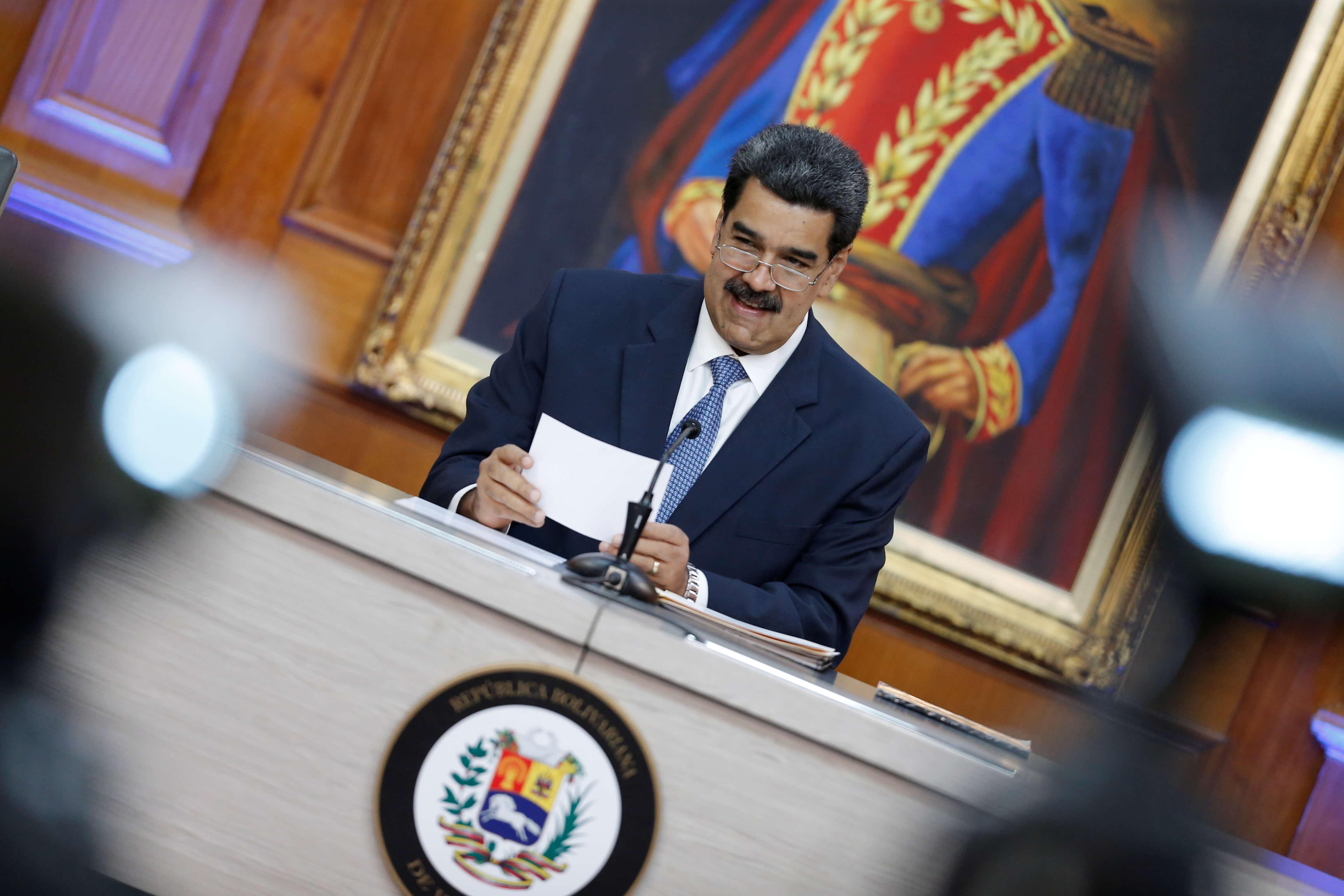 Βενεζουέλα: Στο στόχαστρο των ΗΠΑ ο Μαδούρο Junior