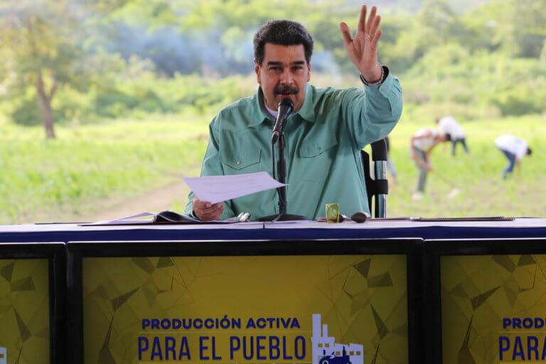 Βενεζουέλα: Αποτράπηκε πραξικόπημα και απόπειρα δολοφονίας κατά του Νικολάς Μαδούρο