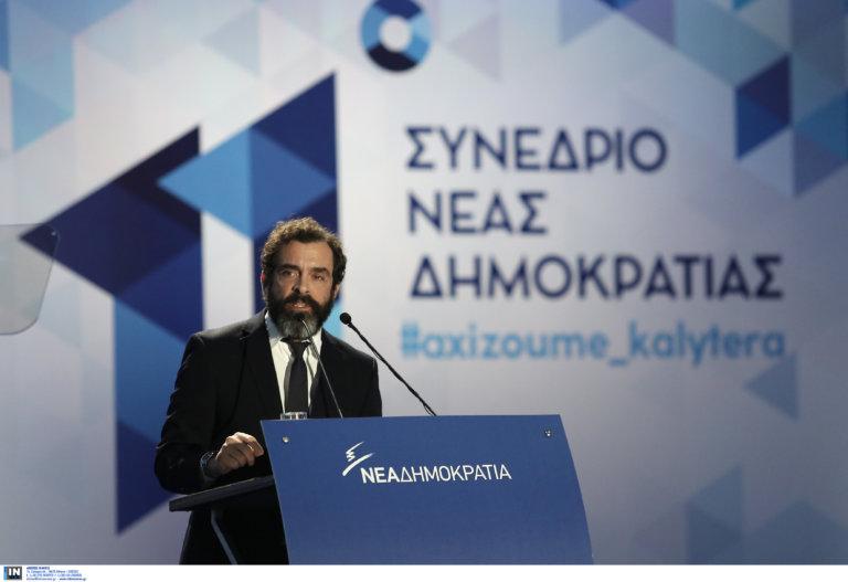 Ο Κωνσταντίνος Μαρκουλάκης εξηγεί γιατί θα είναι υποψήφιος με τη ΝΔ