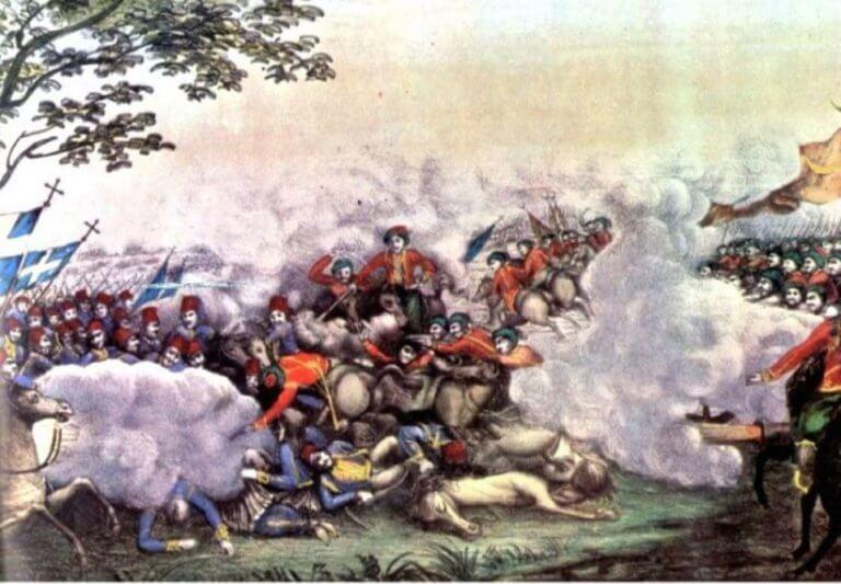 Μάχη του Λάλα: Η αιματηρή θυσία των Επαναστατών που οδήγησε στην άλωση της Τριπολιτσάς!