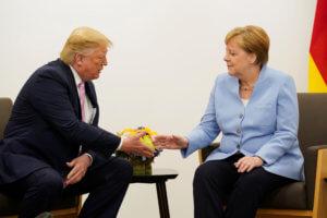 «Άκυρο» από Γερμανία σε ΗΠΑ για κοινή αποστολή στο στενό του Ορμούζ