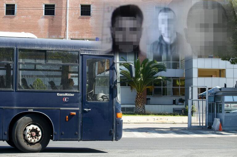 """Διεύθυνση Μεταγωγών: Βήμα – Βήμα οι κινήσεις των δραπετών προς… την """"ελευθερία"""""""
