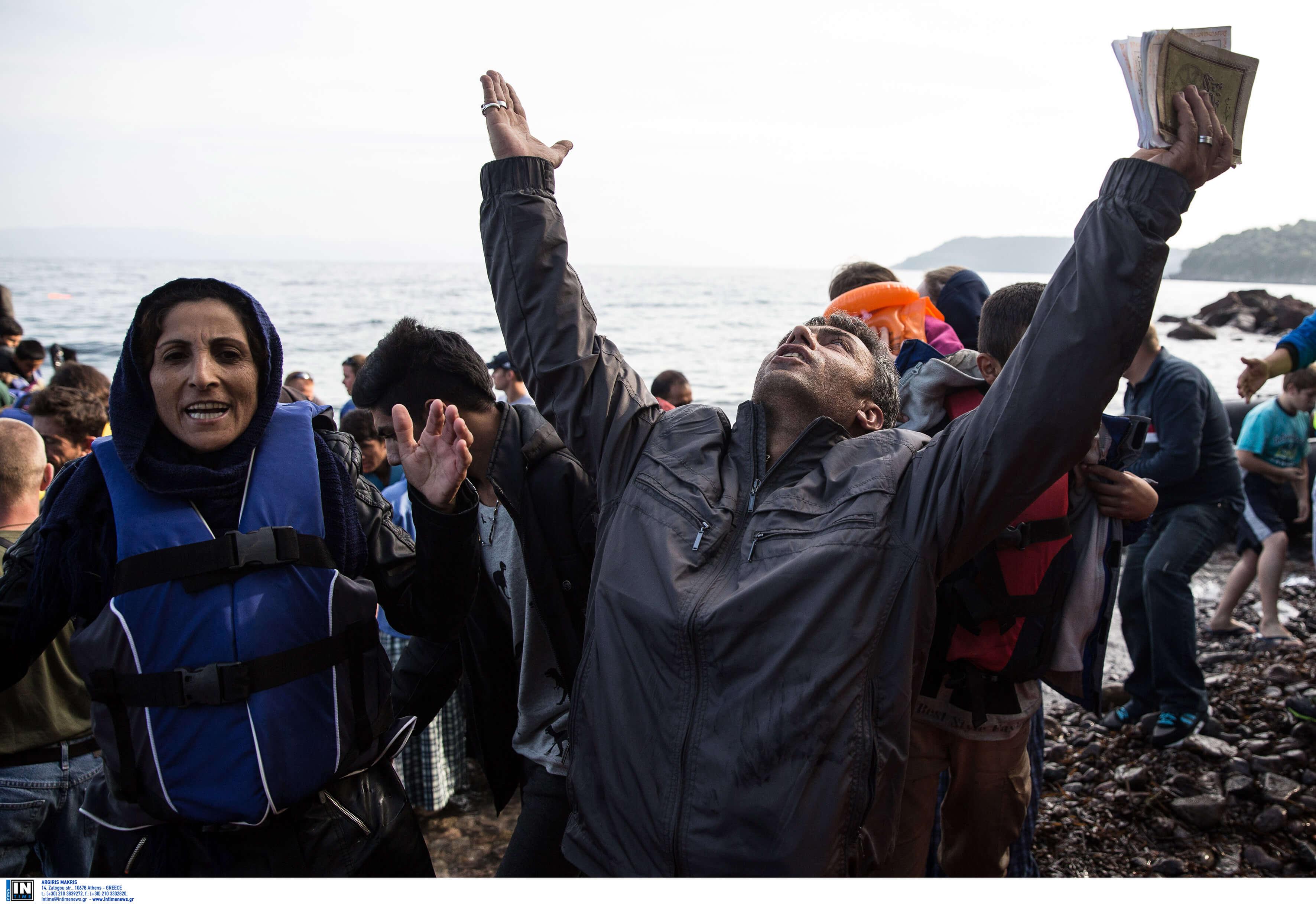 νομοσχέδιο για την παροχή ασύλου