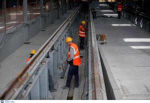 Θεσσαλονίκη: Εμπρησμός σε εργοτάξιο του μετρό – Ανάληψη ευθύνης για την επίθεση!