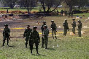 Μεξικό: Παρατάσσεται στρατός στα σύνορα με τις ΗΠΑ