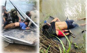 """Ο Λευκός Οίκος """"απάντησε"""" στη φωτογραφία σοκ από το Μεξικό με… διάσωση 13χρονου"""