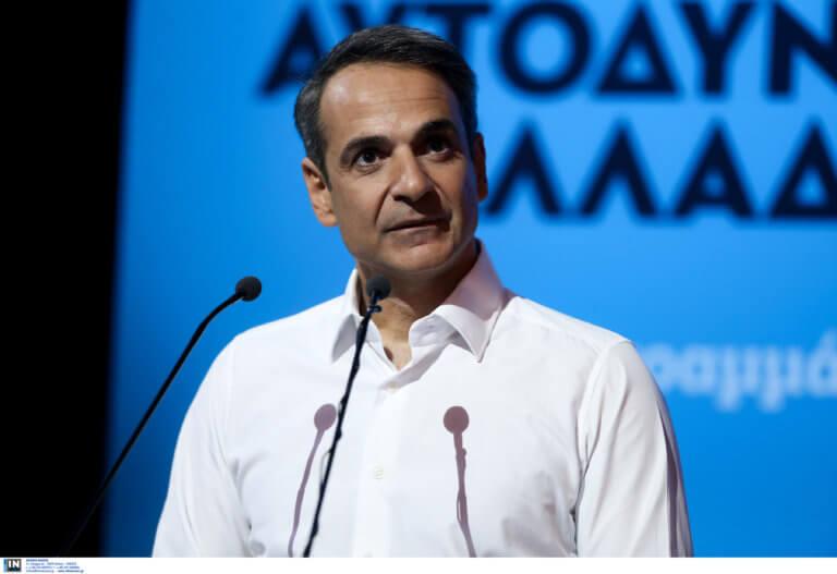 Εκλογές 2019 – Μητσοτάκης: Δεν θα δεχτώ καμία αλαζονεία από στελέχη της ΝΔ