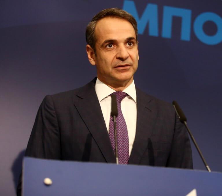 Μητσοτάκης: Η Ευρώπη πρέπει να προχωρήσει σε κυρώσεις απέναντι στην Τουρκία