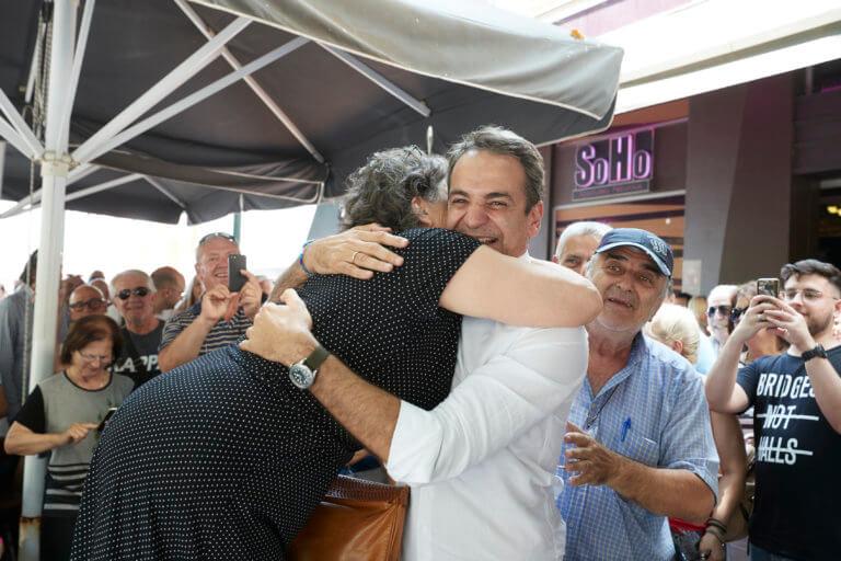 Μητσοτάκης: Καμιά προεξόφληση του εκλογικού αποτελέσματος