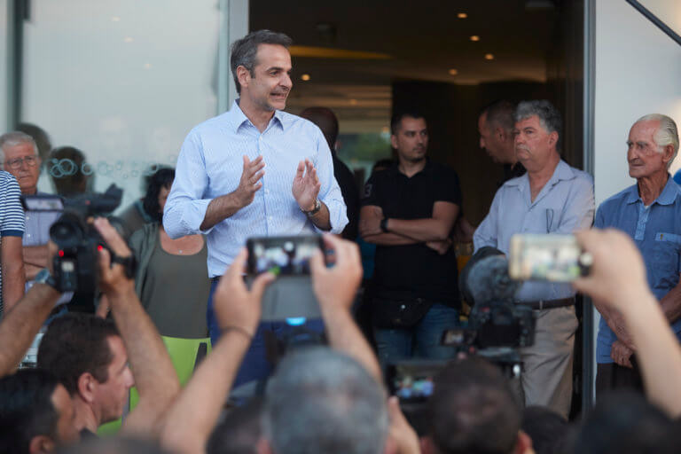 Εκλογές 2019 – Γιατί ο Μητσοτάκης ξεκίνησε από τα Δωδεκάνησα την προεκλογική εκστρατεία