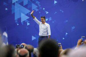 Bloomberg: Η προσδοκία εκλογής Μητσοτάκη «απογειώνει» το Χρηματιστήριο και την ελληνική οικονομία