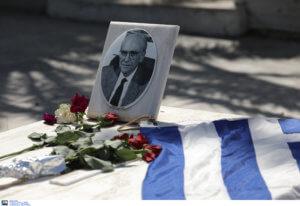 Ανδρέας Παπανδρέου: 23 χρόνια από τον θάνατό του – Μνημόσυνο στο Α' Νεκροταφείο [pics]