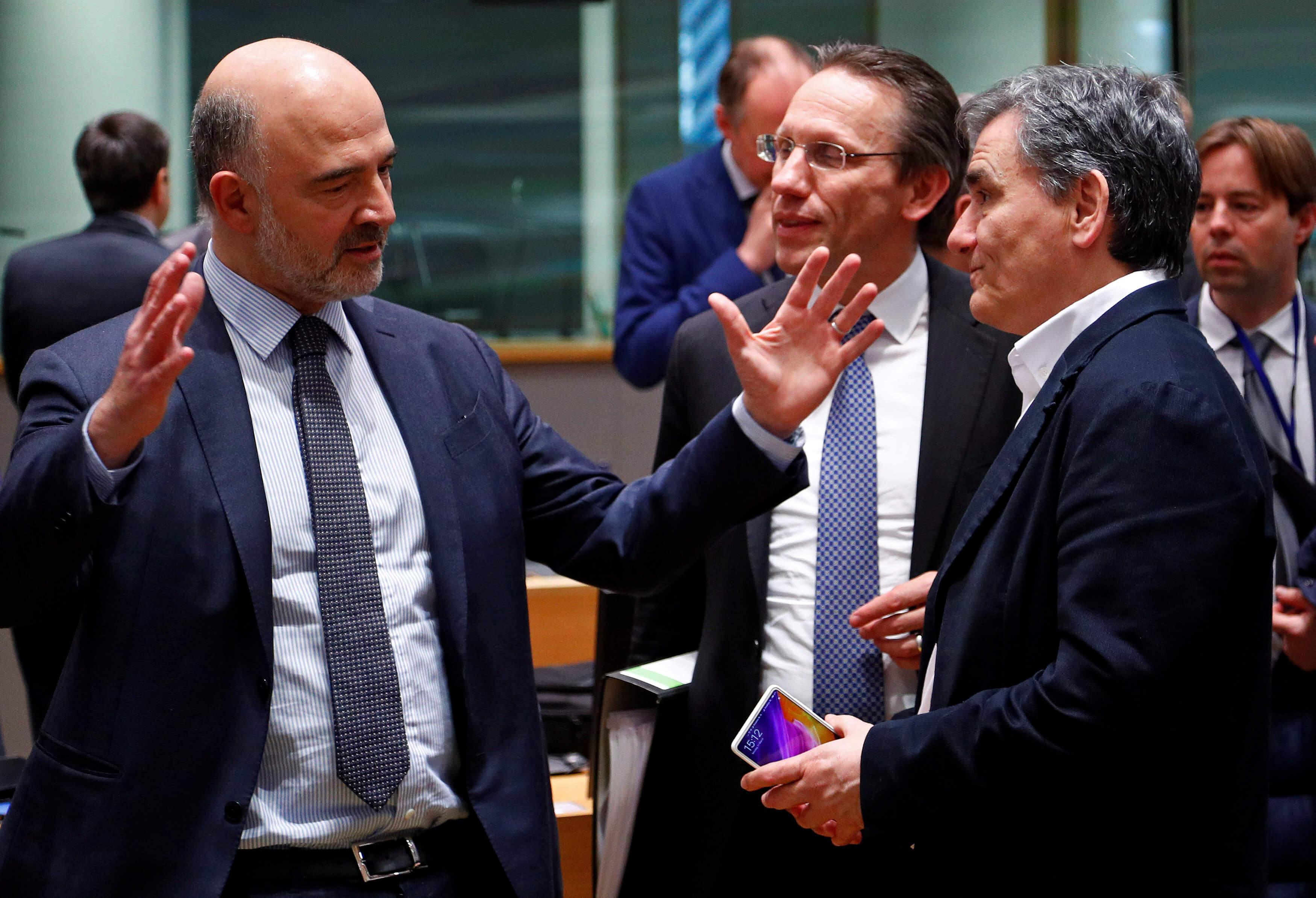 """Θα πει... """"αντίο"""" στο Eurogroup ο Τσακαλώτος; Γκρίνια πίσω από τις κλειστές πόρτες"""