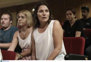Η Μπέτυ Μπαζιάνα ξανά στην δίκη της Χρυσής Αυγής [pics]