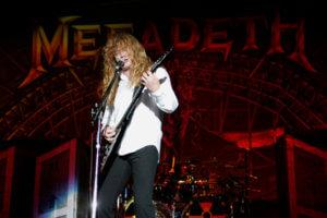 "Dave Mustaine: Διεγνώσθη με καρκίνο του λάρυγγα ο ""frontman"" των Megadeth"