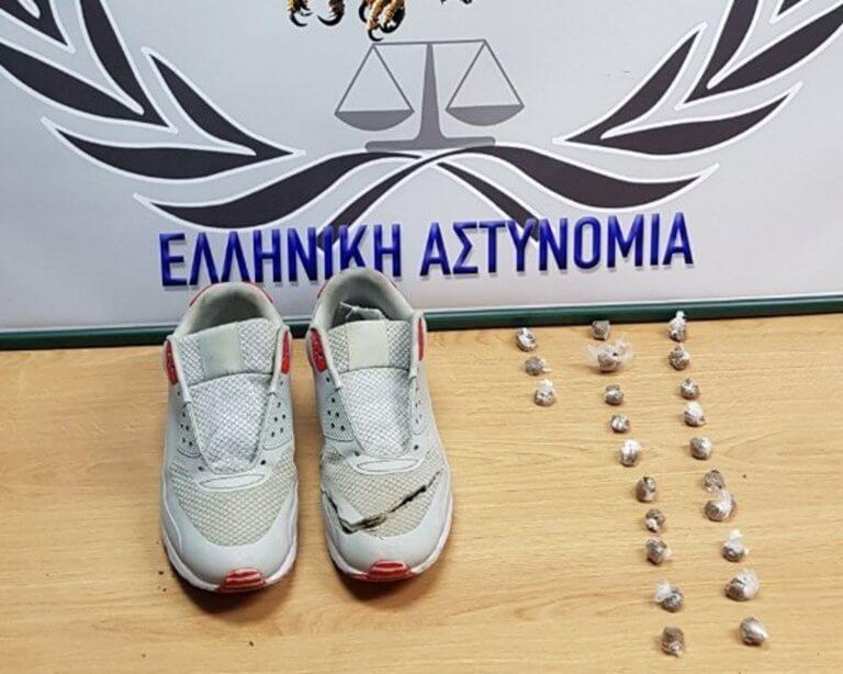 Κομοτηνή: Αυτά είναι τα παπούτσια που έκρυβαν τα πειστήρια της ενοχής του – Ρίσκαρε και ατύχησε [pics]