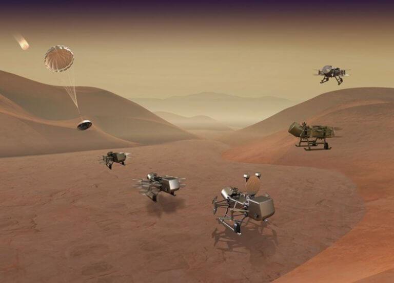 Η NASA θα ψάξει για ζωή στον Τιτάνα – Video