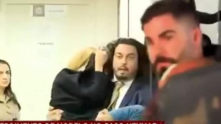 Νεϊμάρ: Απρόοπτο με τη γυναίκα που τον κατηγορεί για βιασμό! Λιποθύμησε στο δικαστήριο – video