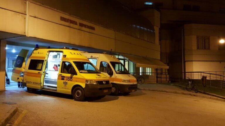 Απόπειρα αυτοκτονίας κρατούμενου στις φυλακές Τρικάλων