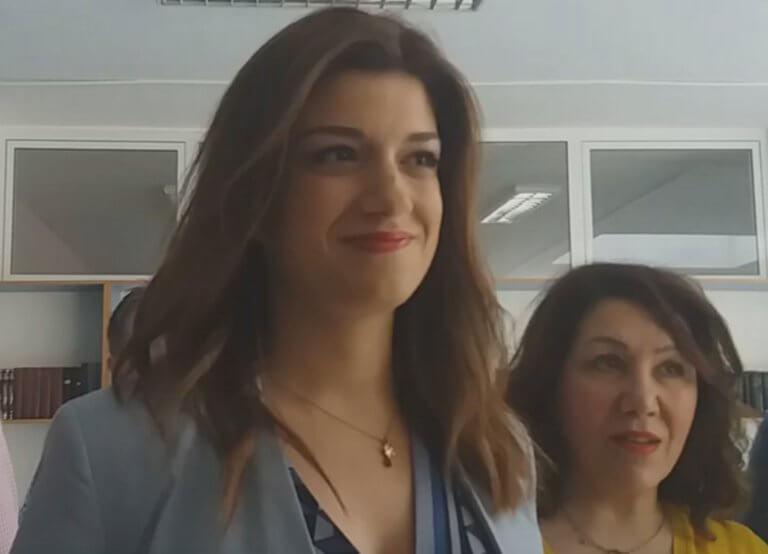 Εκλογές 2019 – Θεσσαλονίκη: Το κάλεσμα της Κατερίνας Νοτοπούλου – video