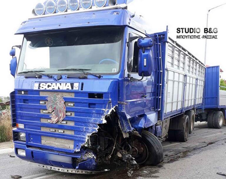 Αργολίδα: Τροχαίο δυστύχημα με έναν νεκρό στην παλαιά εθνική Κορίνθου – Άργους!