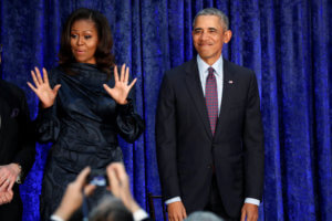 Στη Γαλλία για καλοκαιρινές διακοπές η οικογένεια Ομπάμα