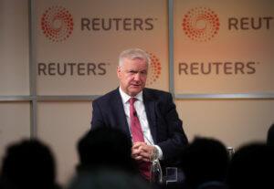 Ρεν: Η ΕΚΤ θα αναλάβει δράση αν δεν βελτιωθεί η οικονομία στην ευρωζώνη