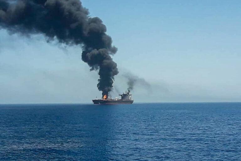 Κόντρα ΗΑΕ – Ιράν με φόντο τις επιθέσεις στα δυο δεξαμενόπλοια