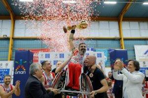 Πρωταθλήτρια Ελλάδας της ΟΣΕΚΑ η Δωδεκάνησος – Διήμερη γιορτή του μπάσκετ με αμαξίδιο με μεγάλο χορηγό τον ΟΠΑΠ