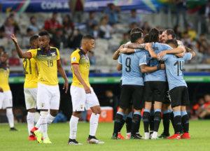 "Copa America: Πέταγε ""φωτιές"" η Ουρουγουάη των Καβάνι – Σουάρες [video]"