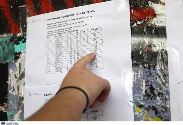 Στατιστικά Πανελληνίων 2019: Μαθηματικά και Βιολογία έκαψαν τους υποψήφιους