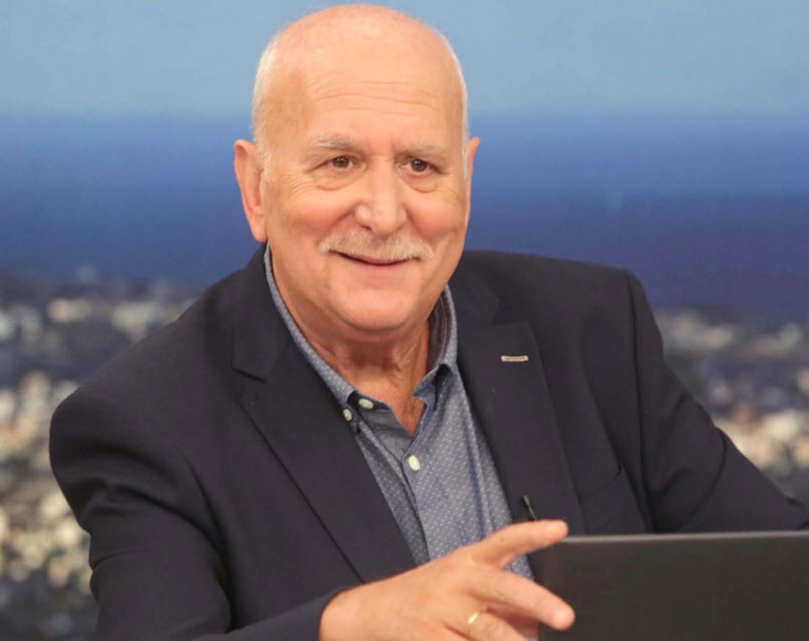 Γιώργος Παπαδάκης… με τη βούλα – Η επίσημη ανακοίνωση του ΑΝΤ1 | Newsit.gr