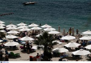 Ναύπλιο: Παραλίες… δαγκωτό – Αυξάνεται ο κόσμος με το πέρασμα της ώρας!