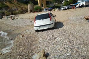Κρήτη: Πήγαν στην παραλία με τα κρυστάλλινα νερά και είδαν μπροστά τους αυτές τις εικόνες [pics]