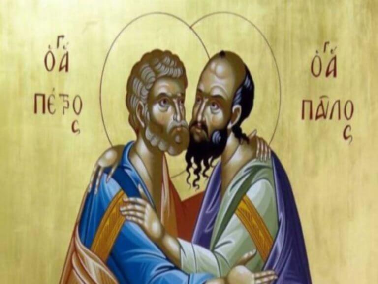 Γιορτή Πέτρου και Παύλου: Γιατί γιορτάζουν μαζί