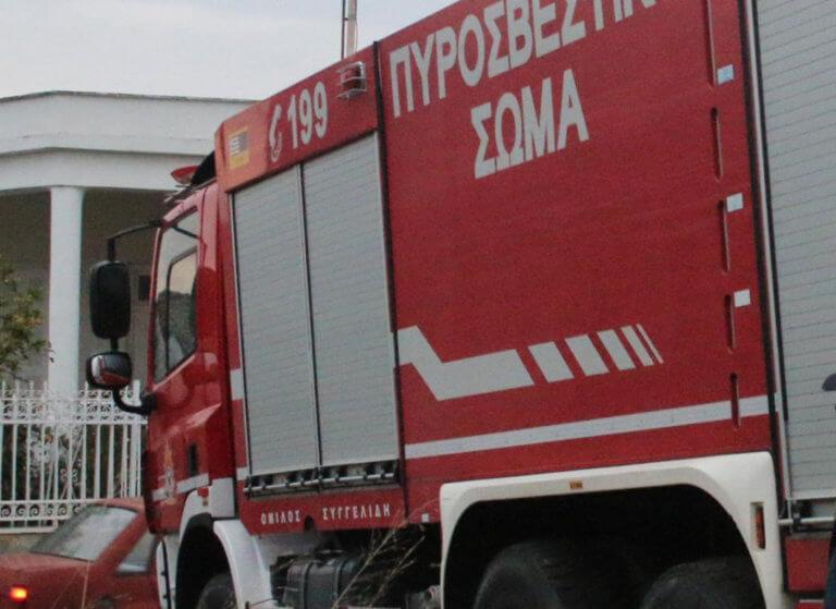Τραγωδία στην Μεταμόρφωση! Νεκρός ο ηλικιωμένος που είχε πιάσει φωτιά το σπίτι του