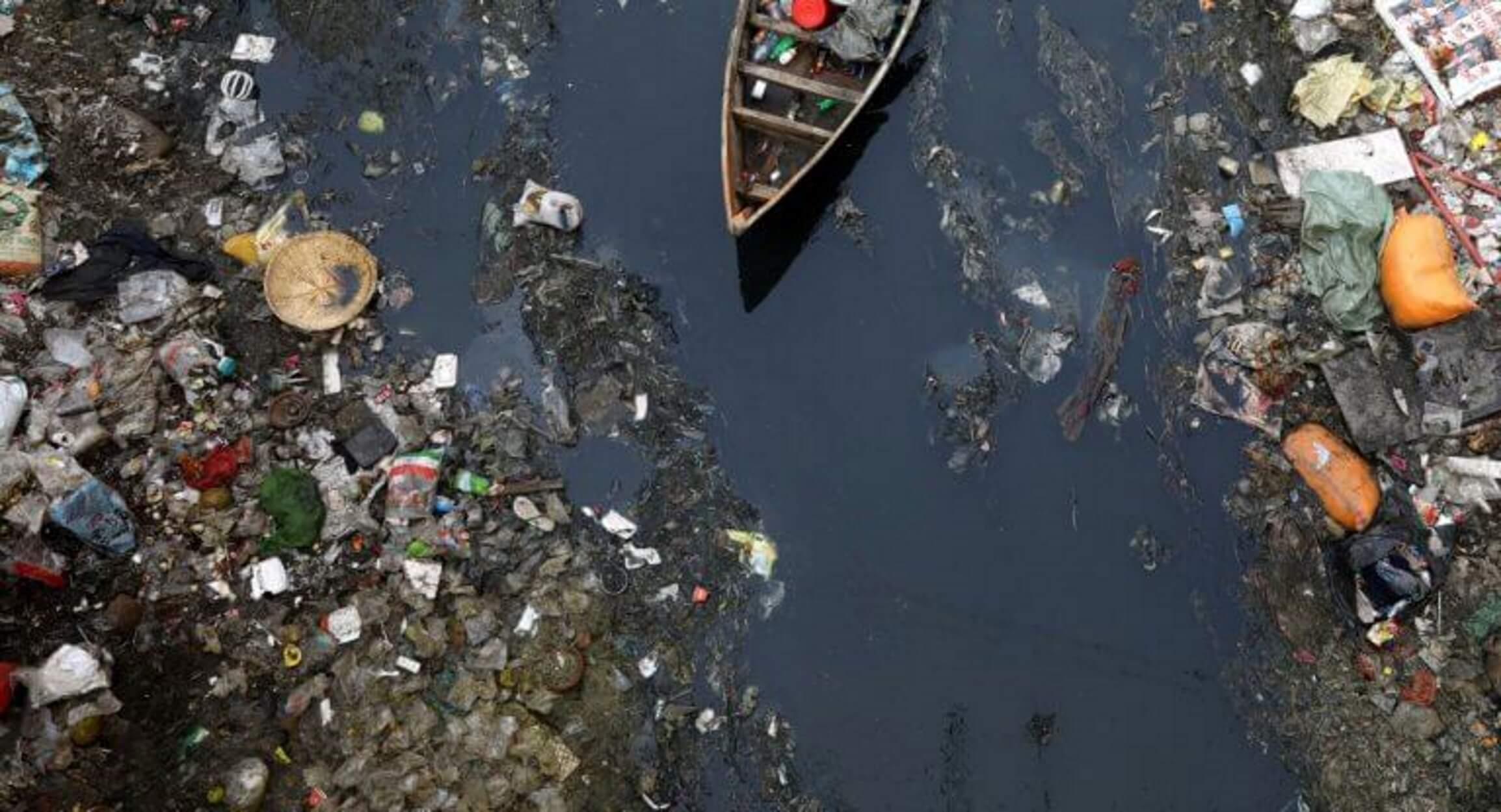 Αυτή η χώρα είναι ο μεγαλύτερος παραγωγός πλαστικών αποβλήτων στη Μεσόγειο!
