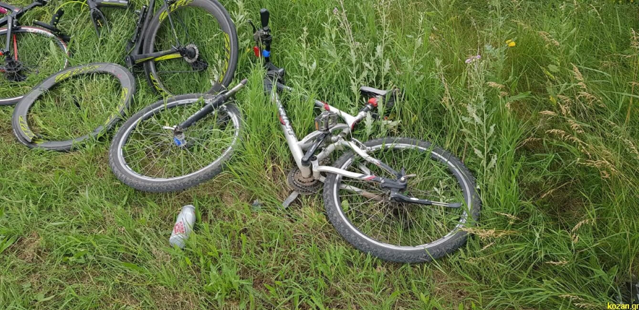 Πτολεμαΐδα: Με σοβαρά τραύματα οι δύο ποδηλάτες – Σύντομα εξιτήριο για τους άλλους δύο