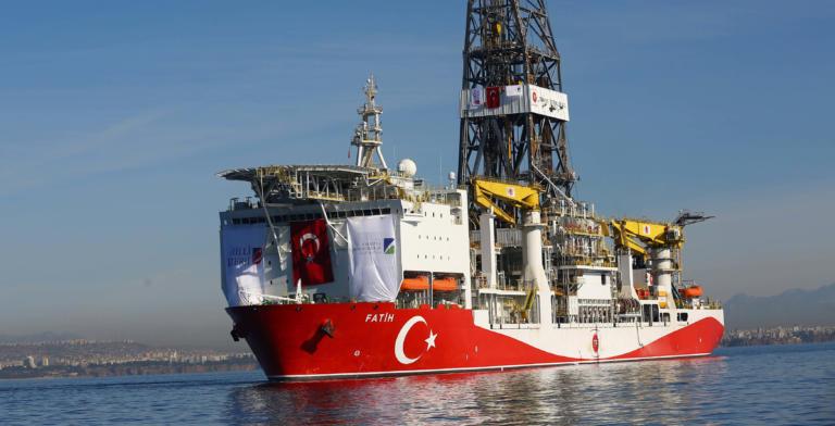 Ο «Πορθητής» ετοιμάζεται για δεύτερη γεώτρηση στην κυπριακή ΑΟΖ