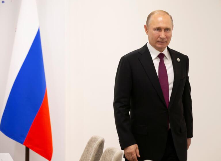 Ιαπωνία: Με προσωπική κούπα ο Πούτιν στο δείπνο της G20 [video]