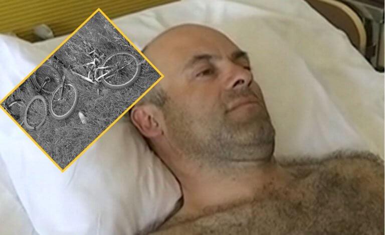 Δυστύχημα με ποδηλάτες: «Το μόνο που άκουγα ήταν ουρλιαχτά»