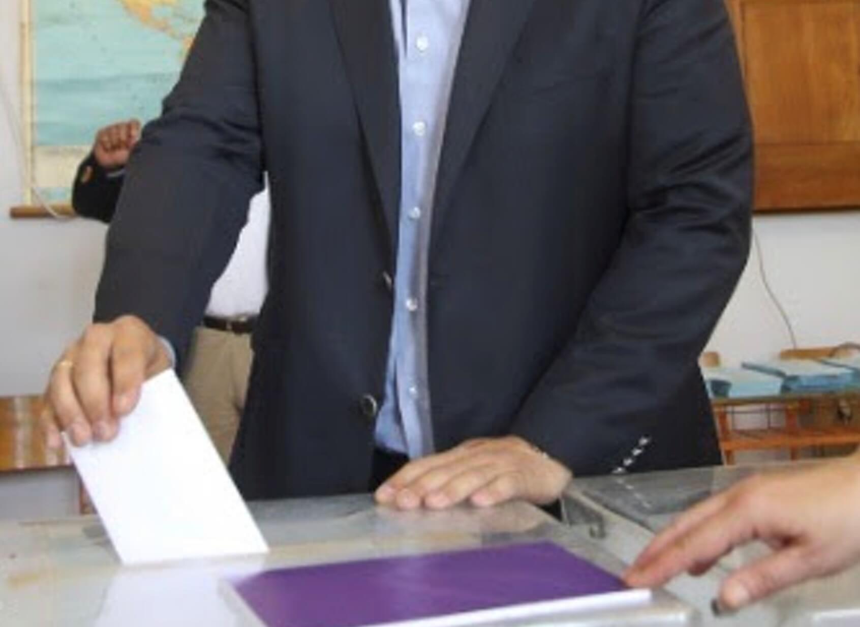 Κατέθεσε υποψηφιότητα για τις δημοτικές εκλογές του… 2023!