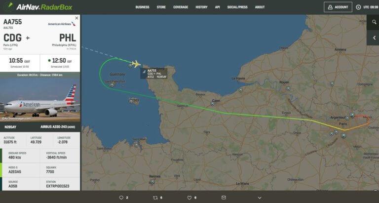 Συναγερμός στο Παρίσι! Δυο πτήσεις ζήτησαν να επιστρέψουν!