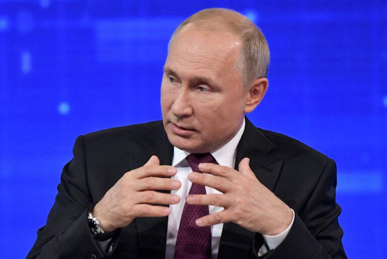 Νέα παράταση από τον Πούτιν στην απαγόρευση εισαγωγής προϊόντων από την Ευρωπαική Ένωση