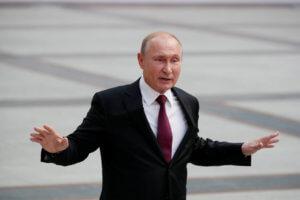 Ρωσία: Στοπ στα αεροπορικά δρομολόγια προς Γεωργία από Πούτιν
