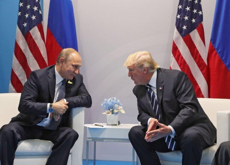 Πούτιν – Τραμπ: Ραντεβού στην σύνοδο κορυφής της G20 στην Ιαπωνία!