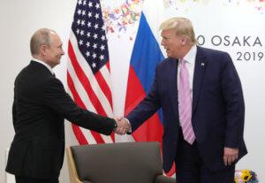 Πούτιν: Θέλει να τα… βρει με τον Τραμπ – Ξεκινούν διαβουλεύσεις για τα πυρηνικά