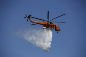 Καιρός: Πολύ υψηλός ο κίνδυνος για πυρκαγιές και την Τετάρτη!