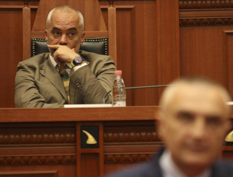 Αλβανία: Ζητά βοήθεια… από Ε.Ε και ΗΠΑ ο Ράμα για να καθαιρέσει τον Μέτα